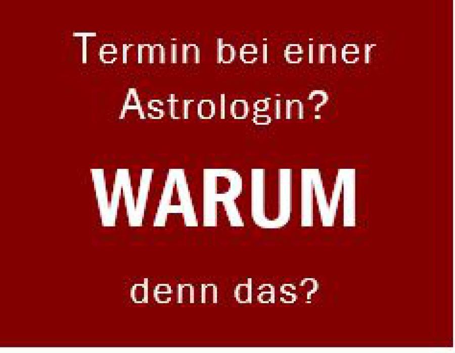 Astrologie Saarland - Andrea Moutty - Warum Termin bei einer Astrologin